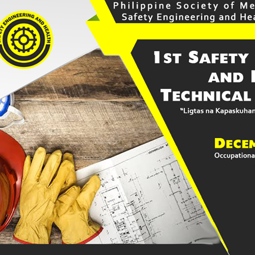 1st Safety Engineering & Health Technical Conference