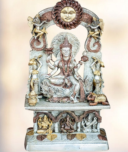 Lakshmi -Goddess of Wealth and Beauty