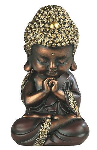 Buddha - Gold & Gold