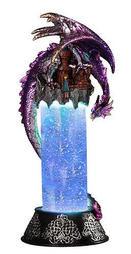 LED Tube Purple Dragon