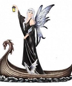 Fairy on Boat