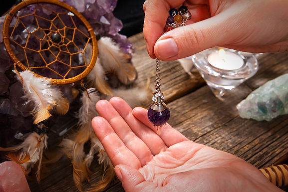 Dowsing & Pendulum