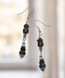 Positive Thoughts Earrings