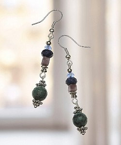 Sagittarius Earrings