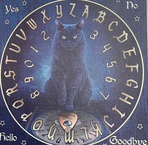Spirit Boards with Feline