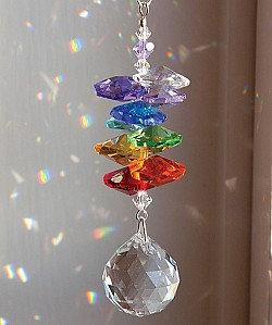Crystal Chakra Rainbow Maker