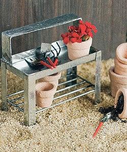 Mini Potting Bench