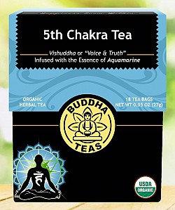Organic 5th Chakra Tea
