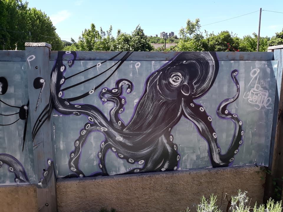 Art Mur Metal Decor De Plage