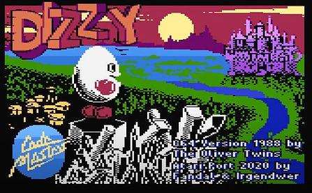 DizzyTitleScreen_AtariXLWE_Jul20.jpg