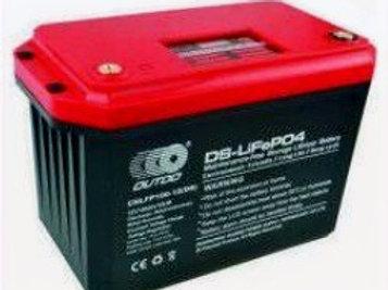 Baterías OUTDO LiFePo 3600 ciclos