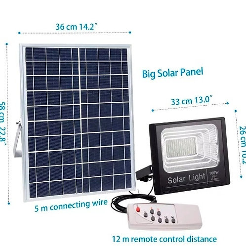 Reflector Solar LED 10 Horas IP66