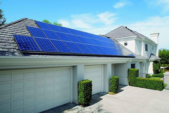 Sistema solar para la casa