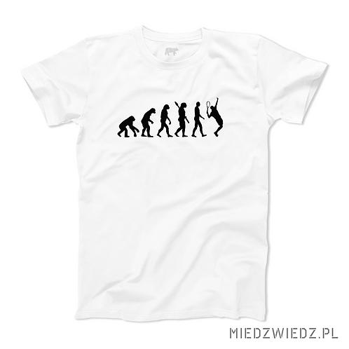 Koszulka - EWOLUCJA TENIS