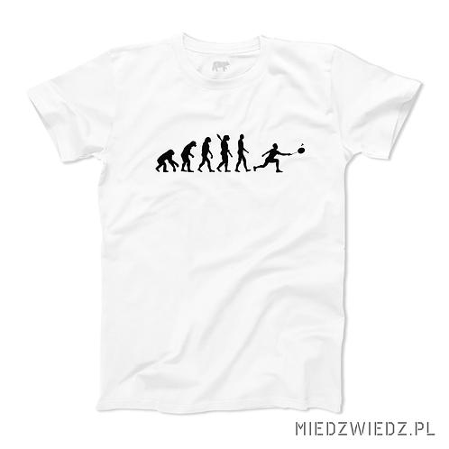 Koszulka - EWOLUCJA BADMINTON