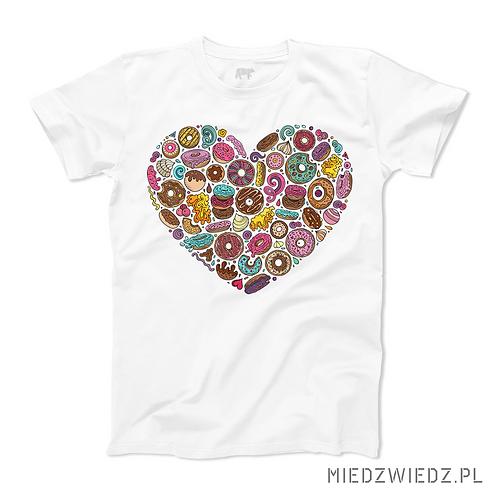 Koszulka - SWEET LOVE