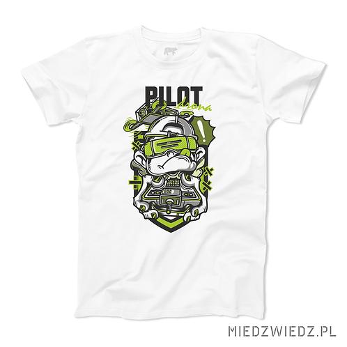 Koszulka -PILOT DRONA