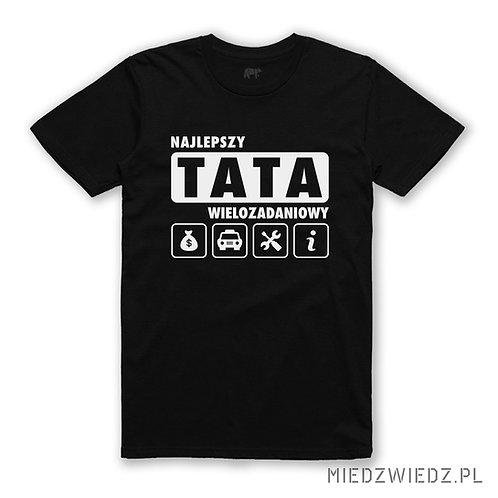 Koszulka - TATA WIELOZADANIOWY