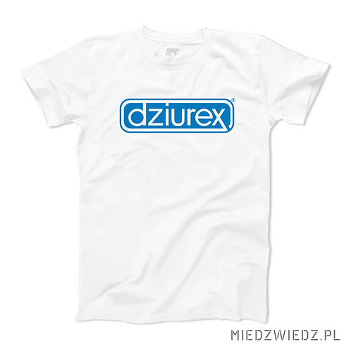Koszulka -DZIUREX