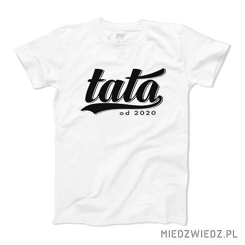 Koszulka - TATA OD rok