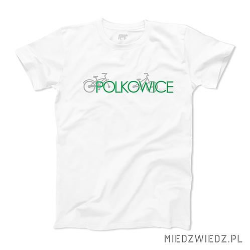 Koszulka - ROWEROWE POLKOWICE