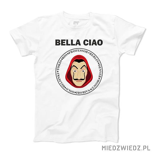 Koszulka - LA CASA DE PAPEL