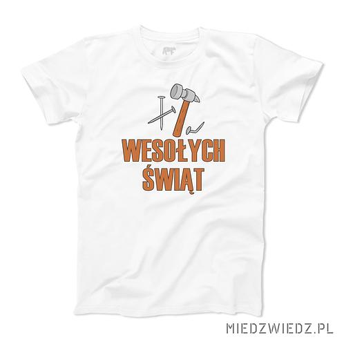 Koszulka - WESOŁYCH ŚWIĄT