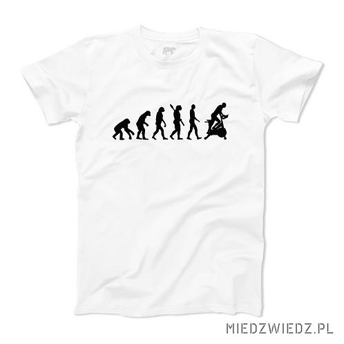 Koszulka - EWOLUCJA SPINNING