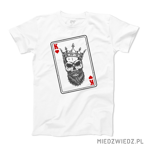 Zestaw 2 koszulek - QUEEN & KING