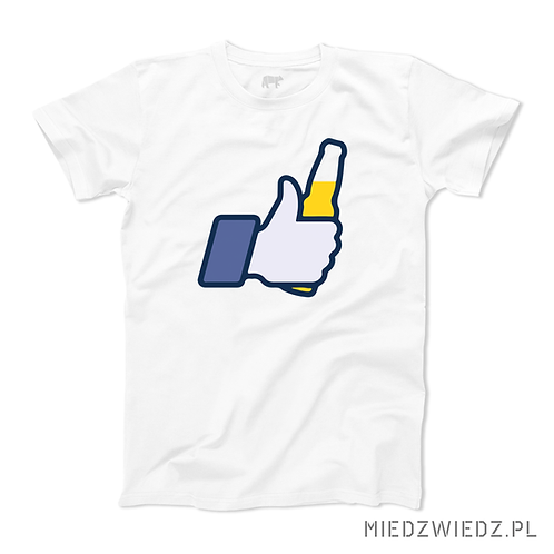 Koszulka - PIWO, like it!