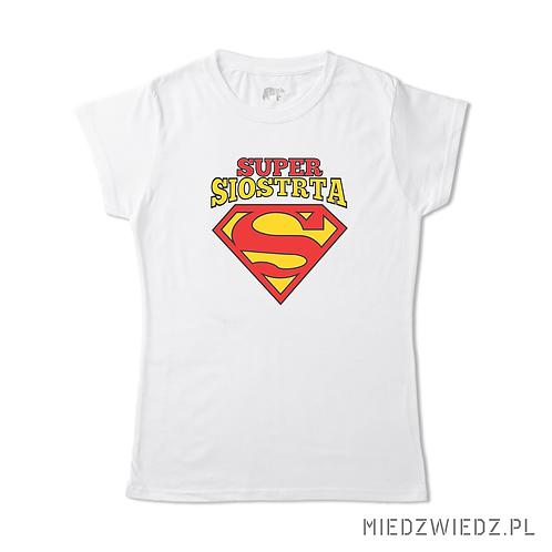 Koszulka - SUPERSIOSTRA