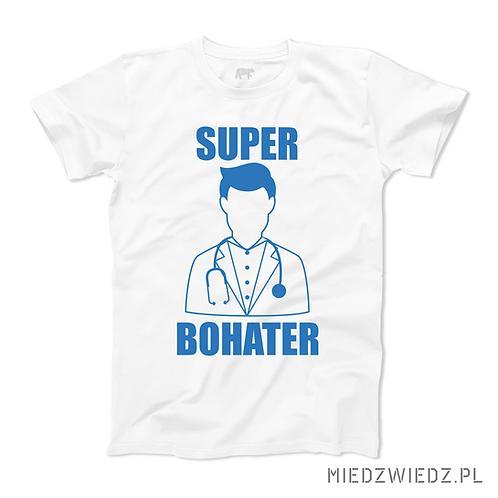 Koszulka - SUPERBOHATER LEKARZ