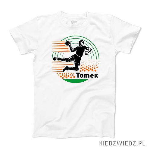 Koszulka - PIŁKA RĘCZNA + IMIĘ
