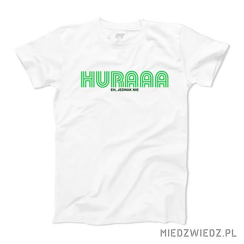 koszulka - HURAAA