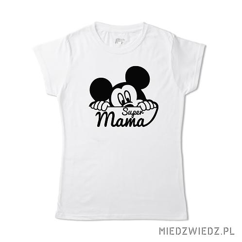 Koszulka - SUPER MAMA MM