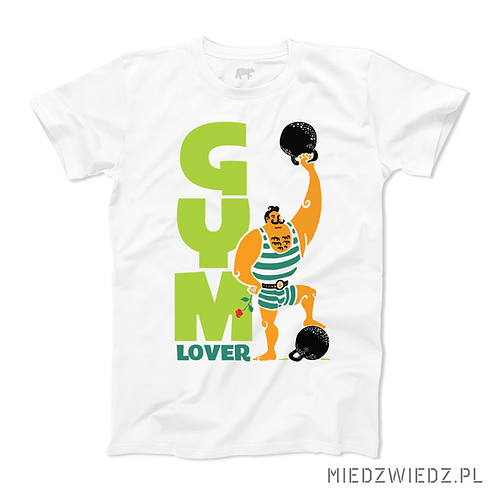 Koszulka - GYM LOVER
