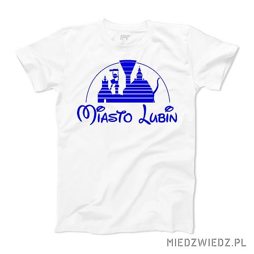 koszulka - MIASTO LUBIN