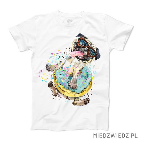 koszulka - PIESEK - donut