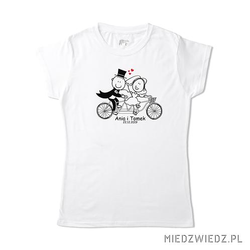 koszulka - WESELE