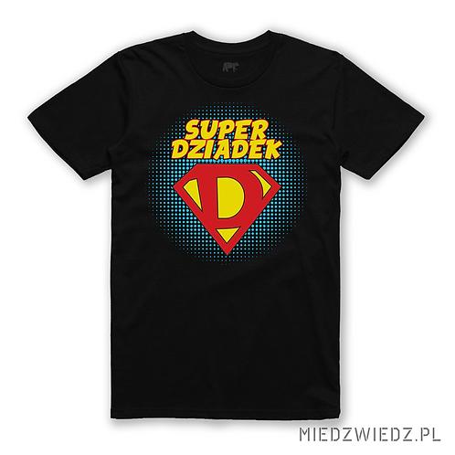 koszulka -SUPER D DZIADEK