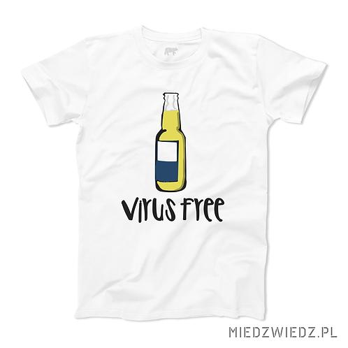 Koszulka - VIRUS FREE
