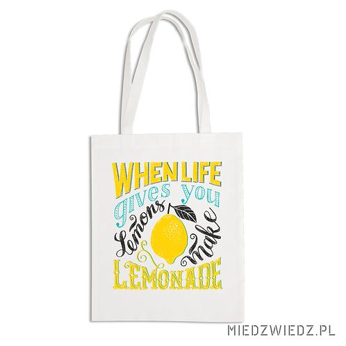 torba ekologiczna - LEMONADE