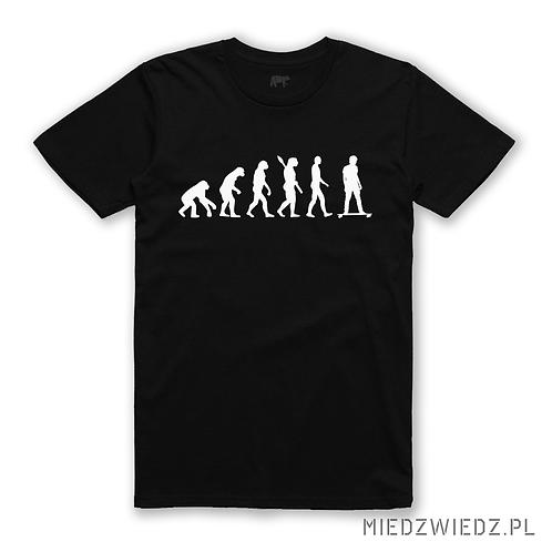 Koszulka - EWOLUCJA LONGBOARD