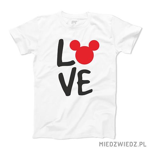 Koszulka - MICKEY LOVE