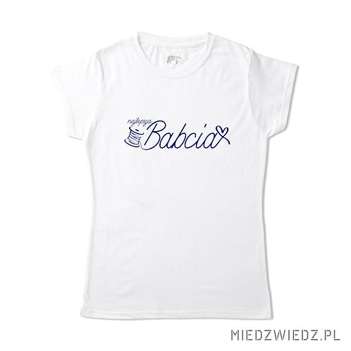 koszulka - BABCIA