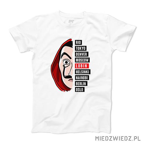 Koszulka - DOM Z PAPIERU, LUBIN