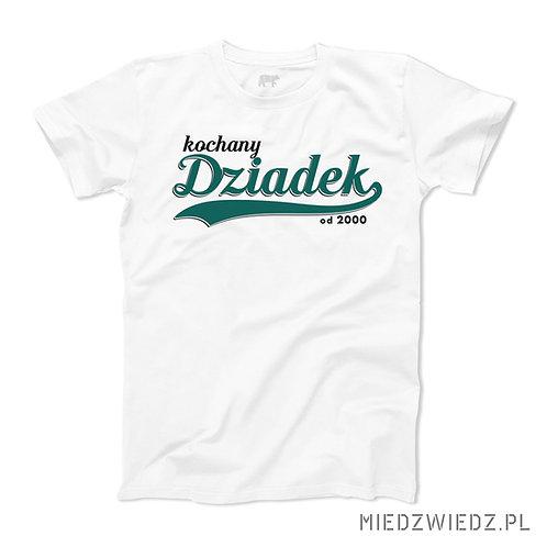 koszulka - kochana DZIADEK od...