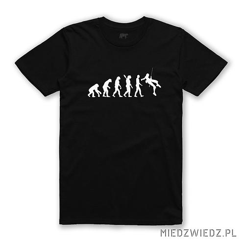Koszulka - EWOLUCJA CLIMBING