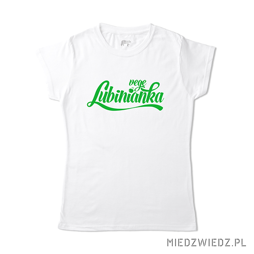 koszulka - vege LUBINIANKA