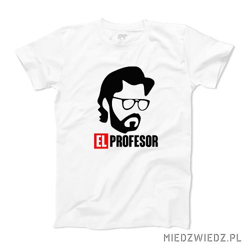 Koszulka - EL PROFESOR